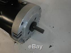 Century 1-1/2 HP Pool and Spa Pump Motor, Permanent Split Capacitor (T)