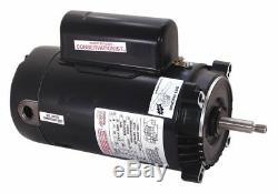 Century 1/2 HP Pool and Spa Pump Motor, Capacitor-Start/Run, 3450 Nameplate RPM