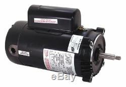 Century 1 HP Pool and Spa Pump Motor, Capacitor-Start/Run, 3450 Nameplate RPM