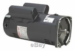 Century 2, 1/3 HP Square Flange Pool Pump Motor, Permanent Split Capacitor