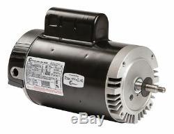 Century 2, 1/4 HP Pool and Spa Pump Motor, Permanent Split Capacitor, 3450/1725