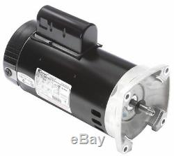 Century 2 HP Pool and Spa Pump Motor, Permanent Split Capacitor, 208-230V, 56Y