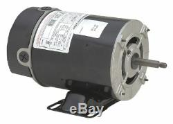 Century 3/4, 1/10 HP Pool and Spa Pump Motor, Split-Phase, 3450/1725 Nameplate