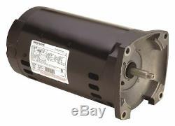 Century 3/4 HP Square Flange Pool Pump Motor, 3-Phase, 3450 Nameplate RPM