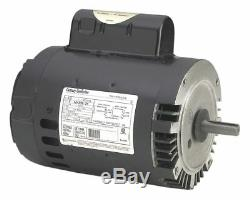 Century 3 HP Pool and Spa Pump Motor, Permanent Split Capacitor, 3450 Nameplate