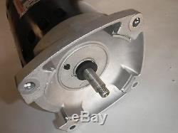 Century 3 HP Square Flange Pool Pump Motor, 3-Phase, 3450 Nameplate RPM(T)