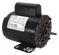 Century 5, 5/8 HP Pool and Spa Pump Motor, Permanent Split Capacitor, 3450/1725