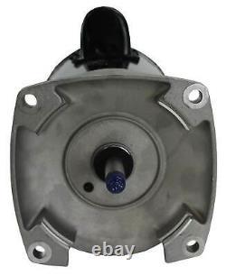 Century AO Smith B2748 Single Speed Square Flange Swimming Pool Pump Motor 2 HP