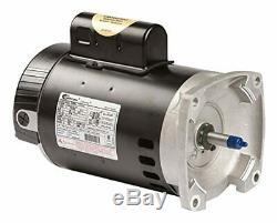 Century B2853 Square Flange Pool Pump Replacement Motor AO Smith Electric Motor