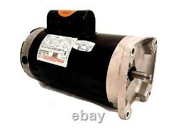 Century B985 Pool Pump Motor, 1/3 2 HP 2-Speed 3450/1725 RPM, 230 V, 56Y, PSC