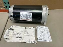 Century H637 Replacement Pool & Spa Pump Motor 2 HP 3450 RPM 208-230/460 V 56Y