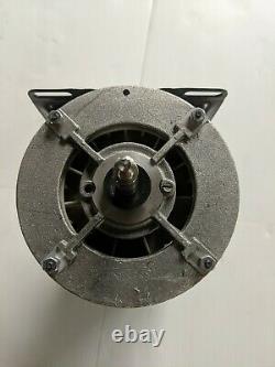 Century Pool Pump Motor, 1-1/2 HP, 3450,115/230V BN35V1