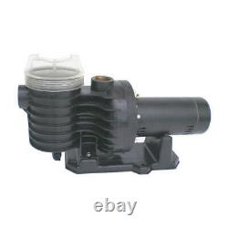 DAYTON 5PXE9 Pool Pump, 3HP, 3450,208-230/460
