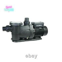 Everbilt 1 HP Pool Pump Single Speed Quiet Motor 230-Volt/115 Volt Operation New