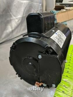 GW YYN5682-L7C 2 HP 3450RPM 1.3 Service Factor 56J POOL PUMP Motor commercial