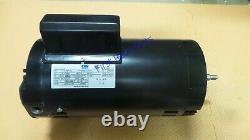 GW YYN5682-L7C Motor Pool Pump 56J 2 HP 3420 RPM 208-230V Electric ODP NEW