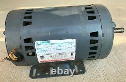 HD54GA651-B Century 1.5 HP Pool Pump Motor 1725 RPM 200 Volt Part #8-164095-01