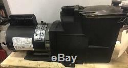 Hayward. 1.5 HP Pool Pump With A O Smith Motor