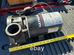 Hayward Power-Flo LX Series 1.5 HP Above Ground Pool Pump Motor ONLY with 6' Cord