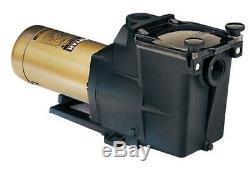 Hayward SP2615X202S SuperPump Heavy Duty Motor Pool Pump 2HP 230V