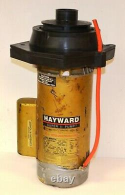 Hayward Super II Pump A. O. Smith Self Priming Pool Pump Motor 2.5 HP 230V 1.87KW