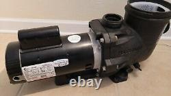 Hayward TRISTAR pool pump 2.5 HP with TWO SPEED MOTOR NEW expert line SP3220X252