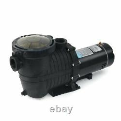 High Performance Swimming Pool Pump In-Ground 1.5 HP-230V