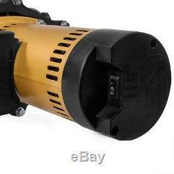 In-Ground Pool Pump 2Hp Dual Speed Self-Priming Threaded Female Water Flow Motor