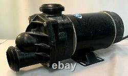 Jacuzzi MagneTek Century Pool/Jetted Tub Motor 1795/1081 Pump Duty 3/4 HP Used
