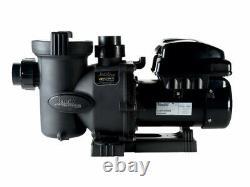 Jandy Pro Series Pool/Spa Pump VS Flopro VSFHP165JEP 1.65 HP 230VAC VAR Speed