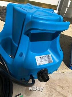 Little Giant APCP-1700 Automatic Swimming Pool Cover Submersible Pump, 1/3-HP