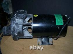 MAGNETEK Pool/Jetted Tub Motor 3/4 HP 3450 RPM -1081 Pump Duty -Volts-115