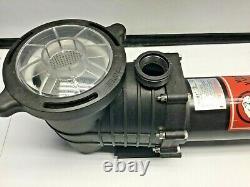 MIGHTY MAMMOTH HIGH PERFORMANCE MOTOR 1.5 HP 110-115V 220v 60Hz POOL PUMP