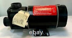 MagneTek Century Pool Jetted Tub Motor 1081/1795 Pump Duty 3/4 HP 3450 RPM