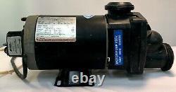MagneTek Century Pool Jetted Tub Motor 1081 Pump Duty 3/4 HP 924900 3450 RPM