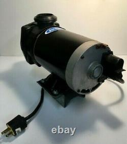 MagneTek Century Pool/Jetted Tub Motor 1081 Pump Duty 9249000 -3/4 HP- RPM 3450