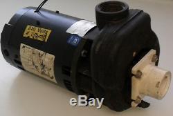 Magnetek Centurion Pool & Spa Motor Pump B120 1/2HP 230/115V L56C Frame XLNT