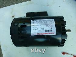 Magnetek Century Pool pump & Spa Motor 3/4HP U56C frame 3450 RPM 5/8shaft 3/16