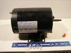 Magnetek Motor 1081 Pool Pump Cat# B024 P# 9-159966-24 3/4HP 115V NOS Free Ship