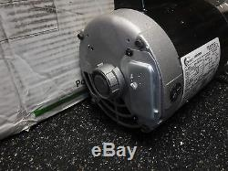 NEW 3/4 HP Pool and Spa Pump Motor, Permanent Split Capacitor (T)