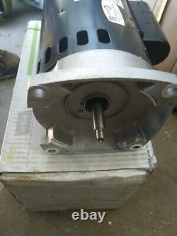 NEW CENTURY B2983 pool pump Motor, 1 1/2,1/6 HP, 3,450/1,725 rpm, 230V