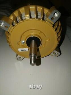 NEW Century Pool Pump Motor C48K2N143B1, 1HP, 115/230V/60Hz, 3450RPM