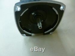New 2 HP 3450 RPM 115/230 Volt Single Phase Square Flange Pool Pump Motor 56y