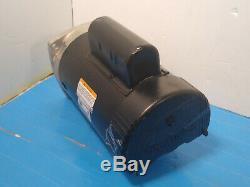 New Century B2848 Full Rate Single Speed Pool Pump Motor, 1 HP, 3450 RPM 7-19626