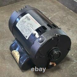 New Magnetek Centurion 1 HP Pool/spa Motor 115/230 Vac 3450 RPM L56c 1ø B122