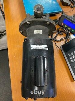 POLARIS PB4 BOOSTER PUMP With CENTURY 3/4 HP POOL MOTOR N56CZ FR 230V 3450 RPM