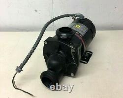 Pearl Baths INC. /GE Pool Pump A/C Motor Model#- 94214491 1 HP RPM 3450 Amp 12.4