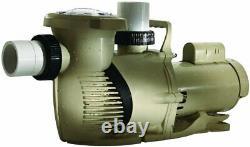 Pentair PacFab 022012 2HP 208/230V WhisperFlo XF Pool Pump