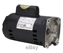 Pentair Superflo 1.5 HP 340039 Swimming Pool Pump Replacement Motor B854/B2854