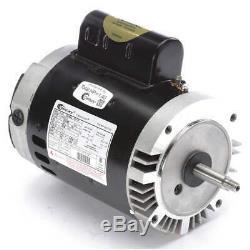Pool Pump Motor, 1 HP, 3450 RPM, 115/230VAC B128